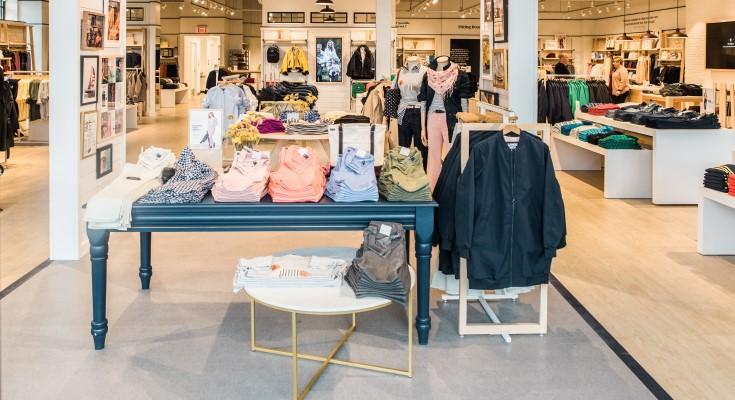 Lands' End to Open New Store in Exton