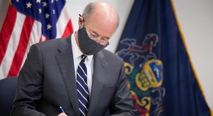 Gov. Wolf Announces Protections from Foreclosures and Evictions Through Aug. 31