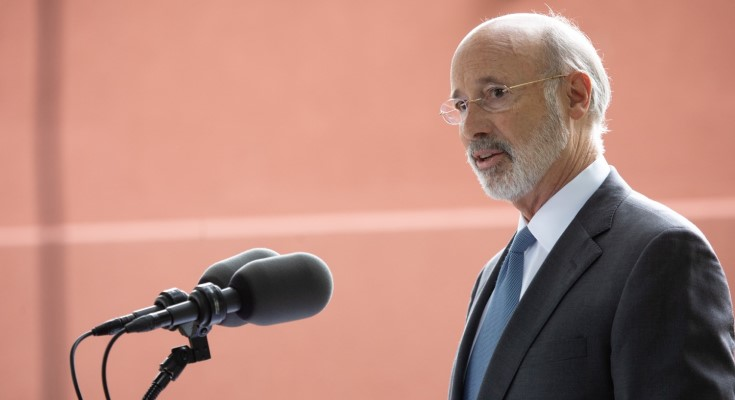 Gov. Wolf: 11 years at $7.25. Pennsylvania Workers Deserve a Raise