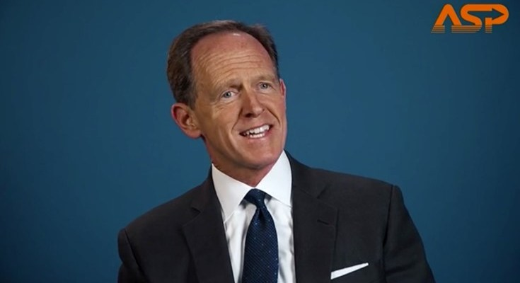 Toomey Joins 'A Starting Point' to Help Encourage Civic Engagement
