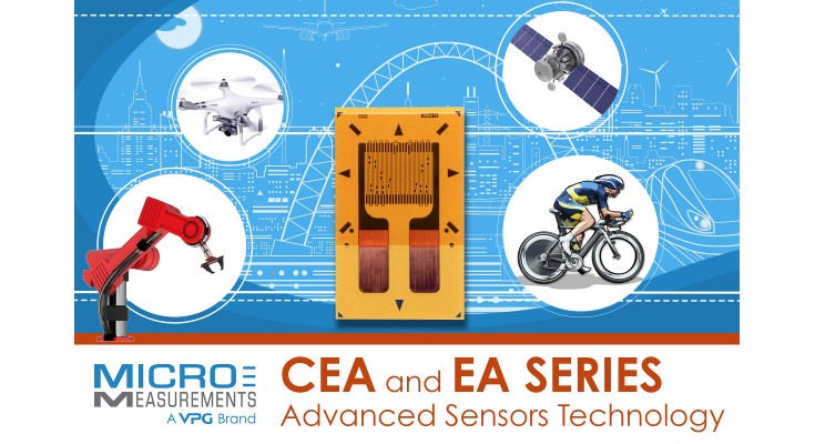 Micro-Measurements Releases Advanced Sensors Technology CEA and EA