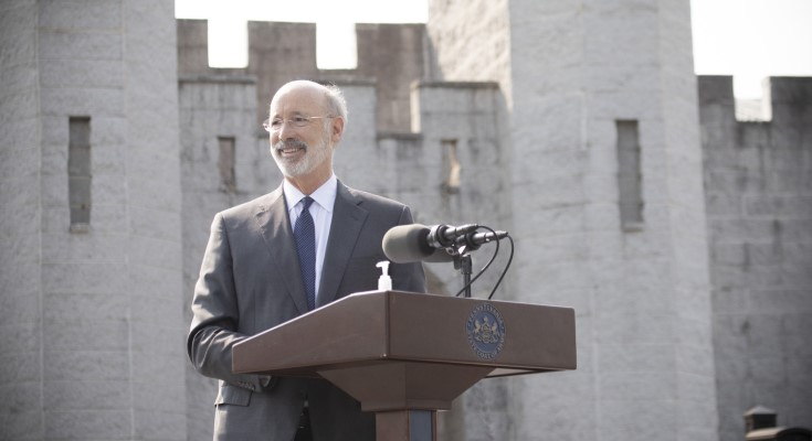 Gov. Wolf Calls for Reforms to Election and Voting Systems, COVID-19 Recovery