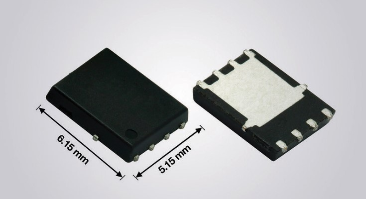 Vishay Intertechnology -30 V P-Channel MOSFET Offers Industry-Low 1.7 mΩ RDS(ON) for High Efficiency, Power Density