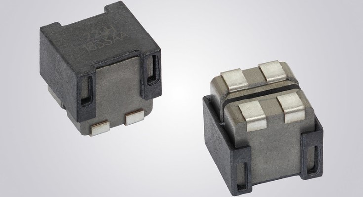 Vishay Intertechnology Introduces New Automotive Grade Low Profile, High Current Dual Inductor