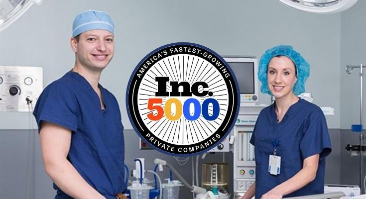 West Chester-based Children's Dental Management Named as One of Inc. Magazine's 5000 Fastest-Growing Private Companies