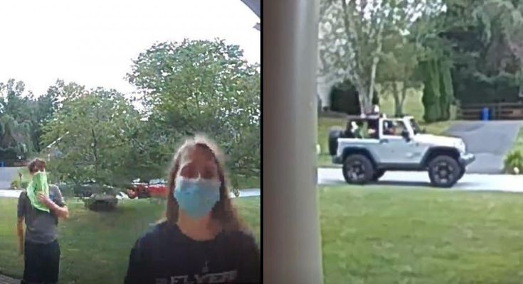 Police Need Your Help Identifying Distraction Burglary Suspects Caught on Camera