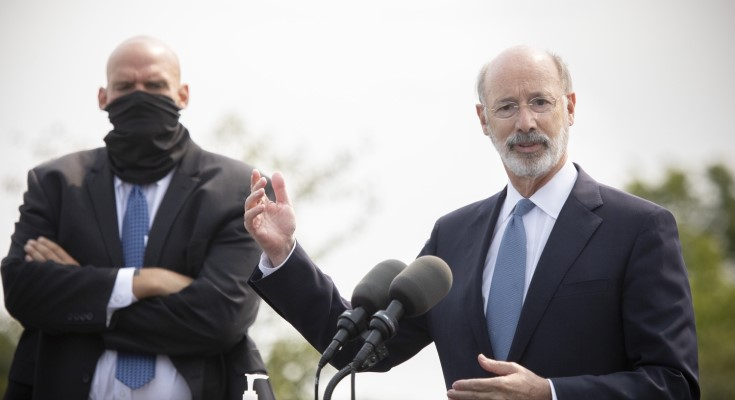 Gov. Wolf and Lt. Gov. Fetterman: It Is Time to Legalize Adult-Use Cannabis