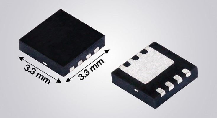 Vishay Intertechnology 200 V N-Channel MOSFET in PowerPAK® 1212-8S Offers Industry-Low RDS(ON) to Increase Power Density, Save Energy