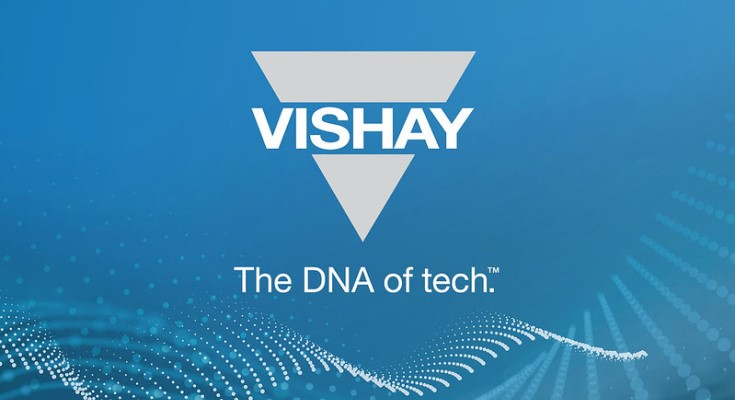 Vishay Intertechnology Reveals New Corporate Brand: The DNA of tech.™
