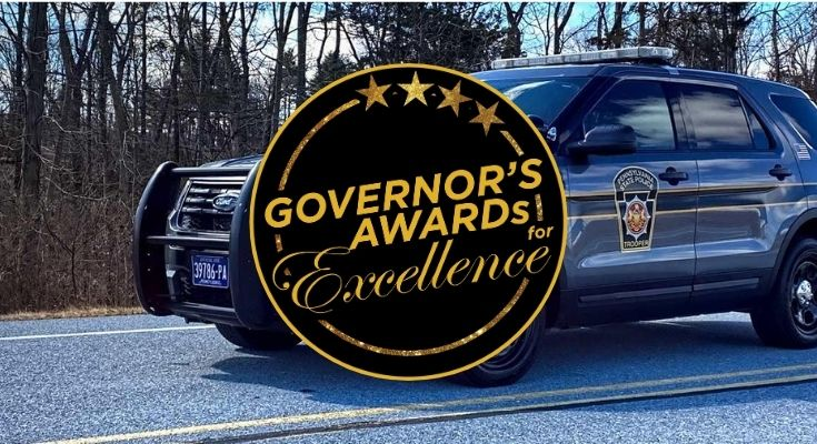 Uncommon Bravery, Visionary Innovation Earn State Police Four Governor's Awards For Excellence