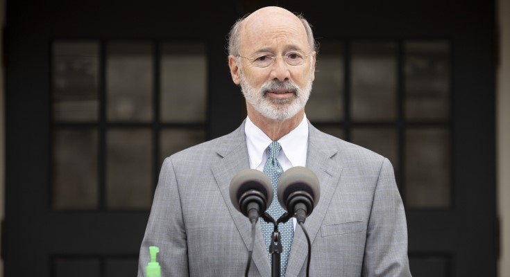 Gov. Wolf Announces Additional $96 Million for Small Businesses Impacted by COVID-19