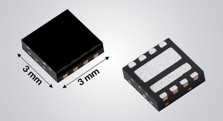 Vishay Intertechnology Integrated 40 V MOSFET Half-Bridge Power Stage Offers Best in Class RDS(ON) and FOM to Increase Power Density and Efficiency