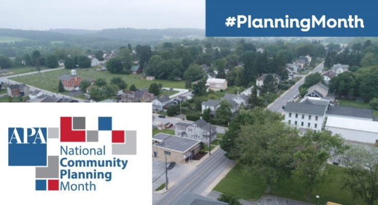 Chester County Commissioners Recognize National Community Planning Month