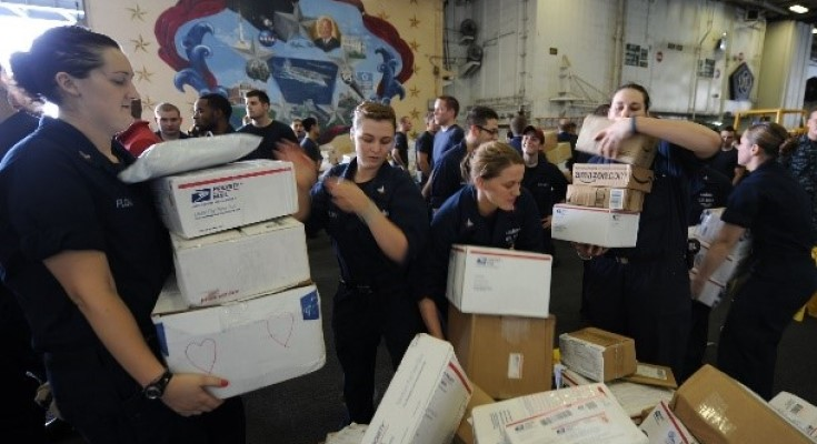 USPS Ready to Deliver Holiday Cheer to Service Members Worldwide, Provides Mailing Deadlines