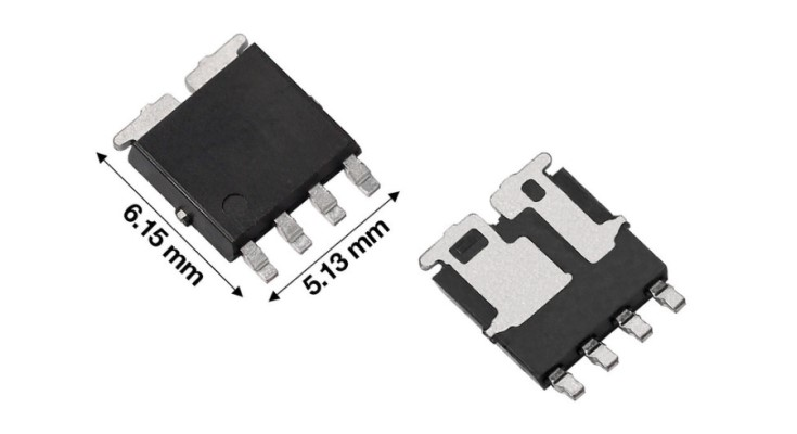 Vishay Intertechnology Launches Industry's First AEC-Q101 Qualified 60 V MOSFET in the PowerPAK® SO-8L Dual Asymmetric Package
