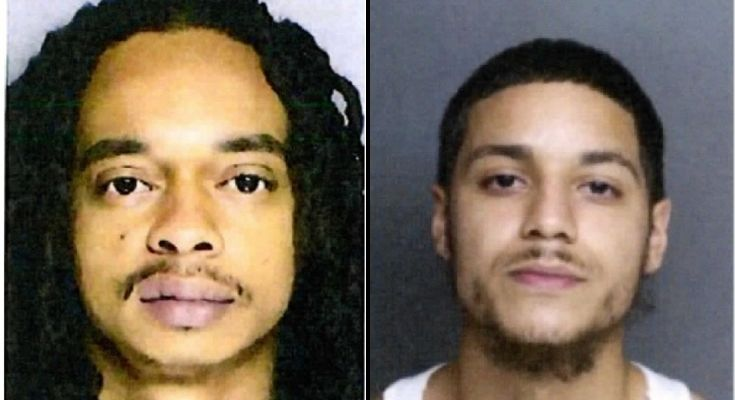 Two Men Sentenced to Life for Murder and Robbery