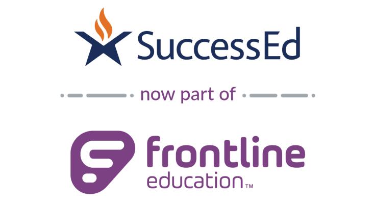Frontline Education Acquires SuccessEd