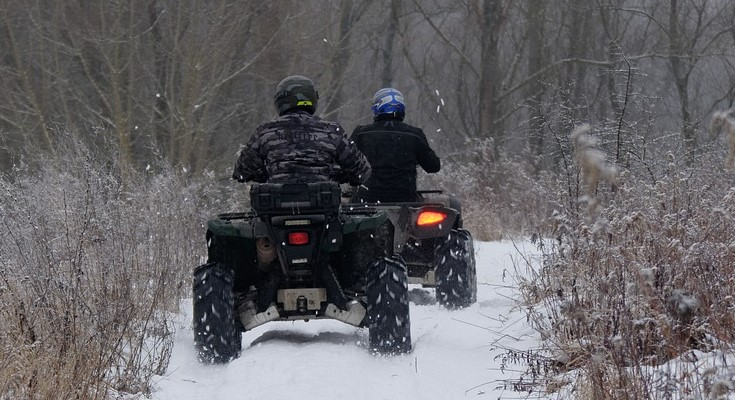 Finalizes ATV Trail Policy
