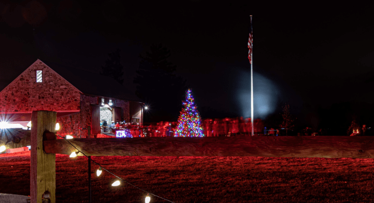 Help 'Light Up Upper Uwchlan' this Holiday Season