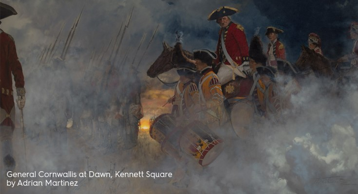 Chester County Planning Commission Presents New Findings on the Battle of Brandywine