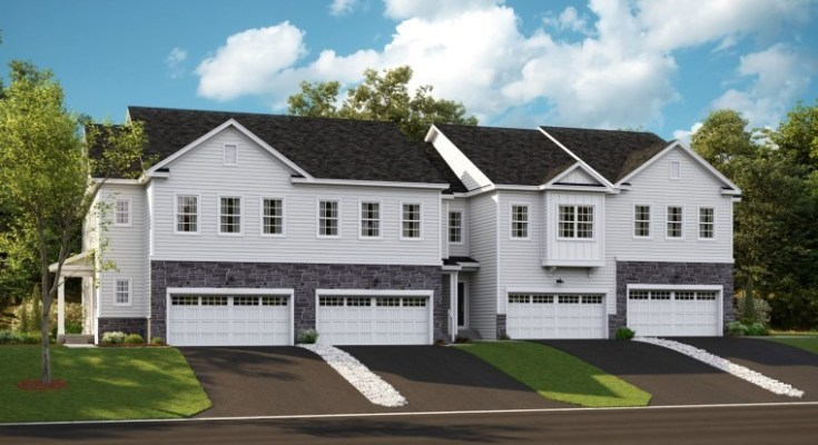 Lennar Brings Popular Townhome & Carriage Home Designs To New Lochiel Farm Community in Exton