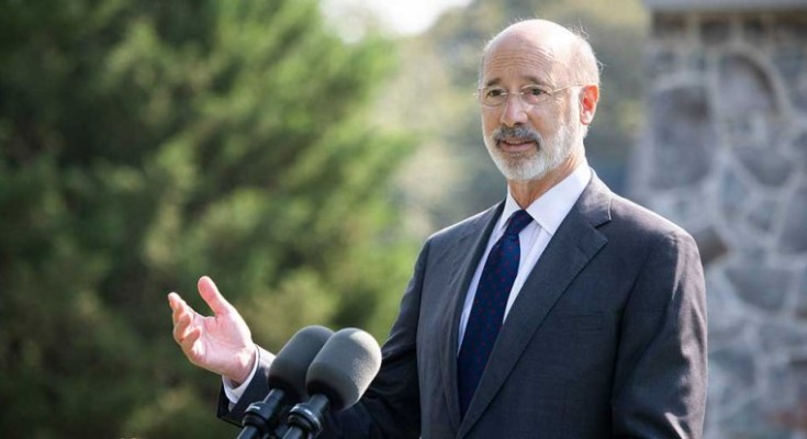 Gov. Wolf Encourages Health Care Coverage Enrollment on Pennie.com, the State-Based Marketplace