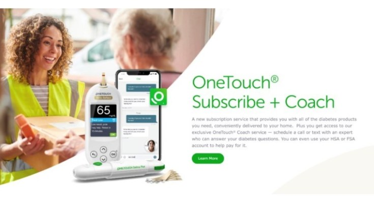LifeScan Launches OneTouch® Store with Subscription Offerings and Live Coaching Services