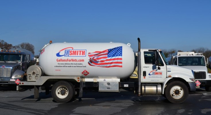 Rhoads Energy Program Provides Free Fuel To Local Veterans in Need
