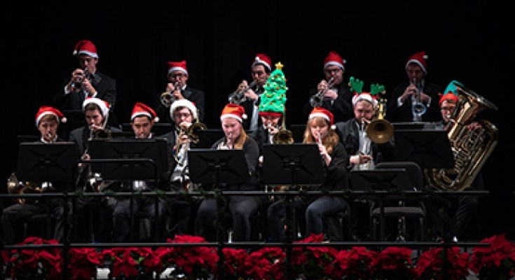 Wells School of Music Presents Virtual 99th Annual Holiday Program
