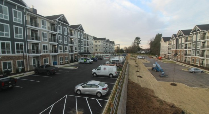 The Flats at Kennett Square Open