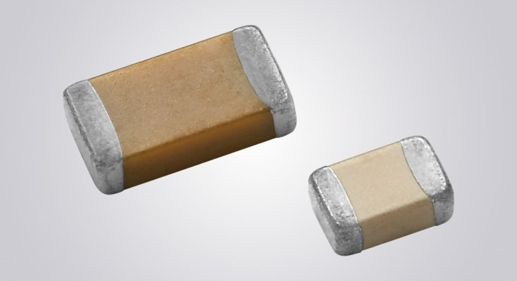 New Vishay Intertechnology SMD MLCCs Offer Lead (Pb) Bearing Termination Finishes