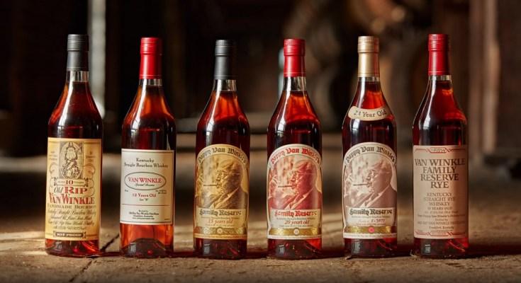 Bourbon Lovers, Pennsylvania Is Holding Lottery for Van Winkle Whiskeys
