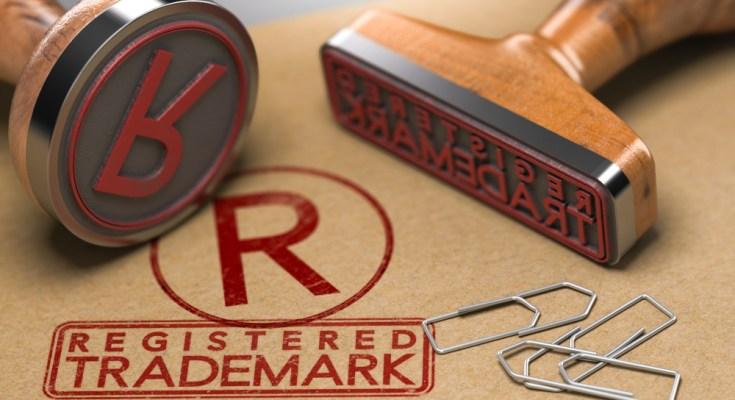 registered trademark stamp