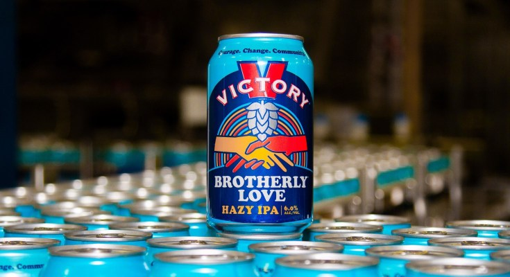 "New ""Brotherly Love"" Beer"