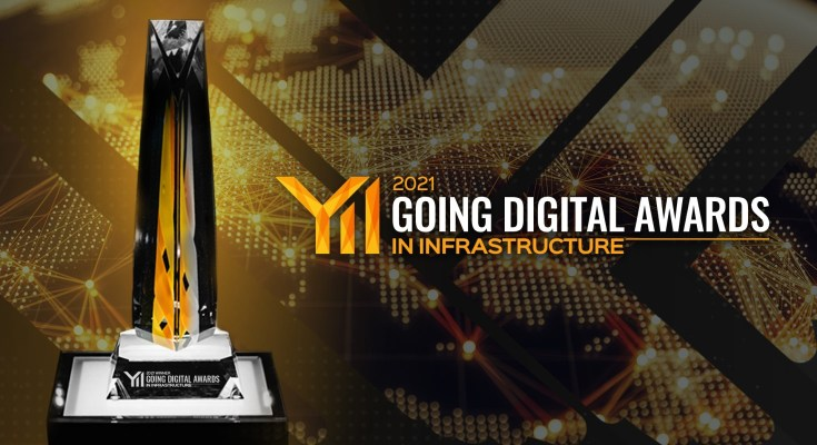 2021 Going Digital Awards in Infrastructure