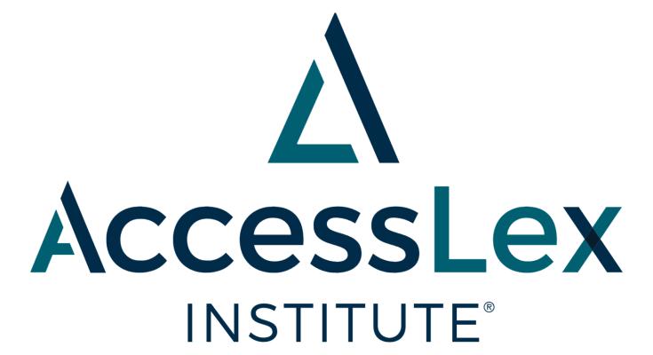 AccessLex Institute