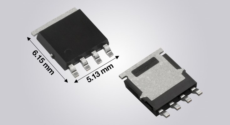 EC-Q101 qualified p-channel -80 V TrenchFET MOSFET
