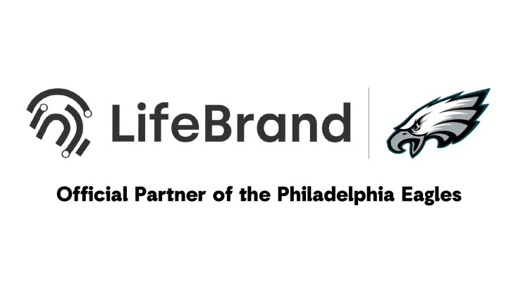 Philadelphia Eagles and LifeBrand