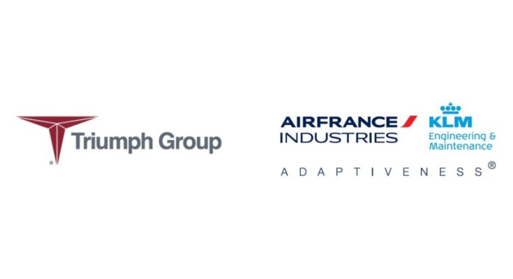 Triumph Group and Air France KLM