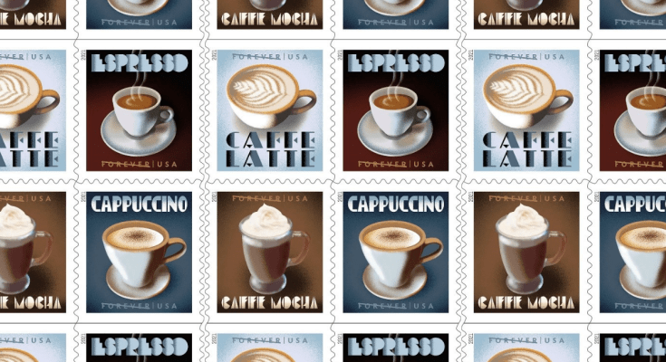 espresso drinks stamps