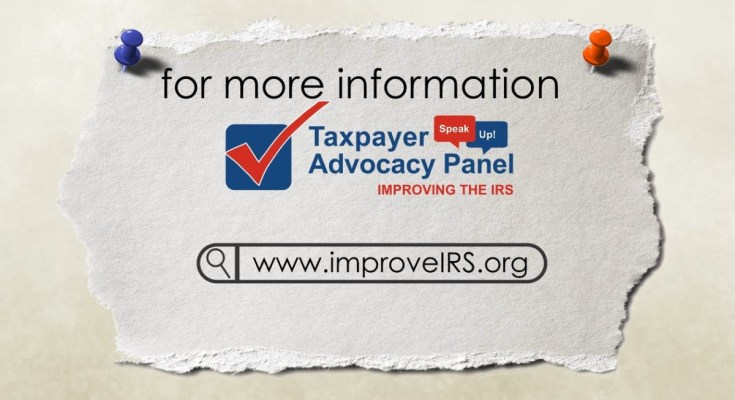 Taxpayer Advocacy Panel