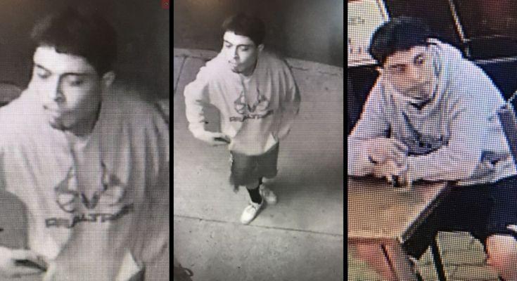 WC assault suspect