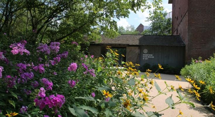 Brandywine River Museum of Art entrance