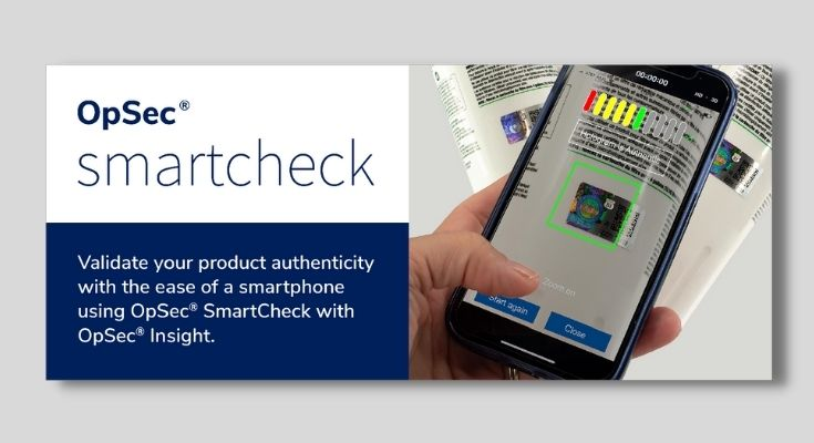 OpSec Security launches OpSec® SmartCheck