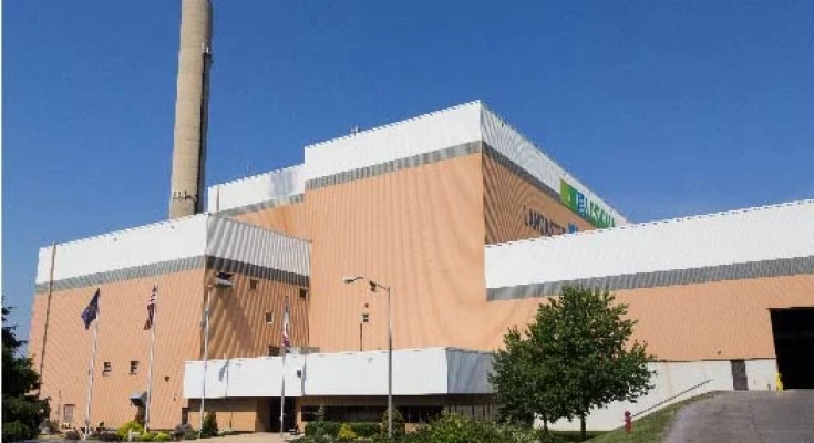 Lancaster Waste-to-Energy Facility