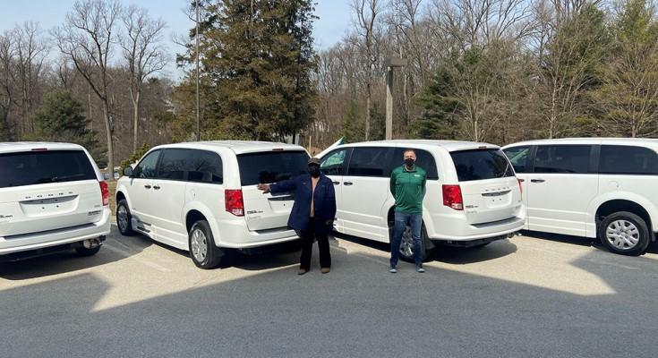 Adult Services Grant Vans