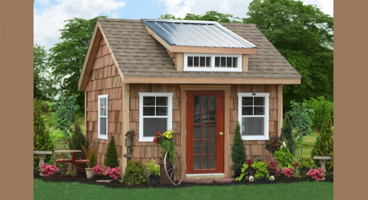 shed from sheds unlimited