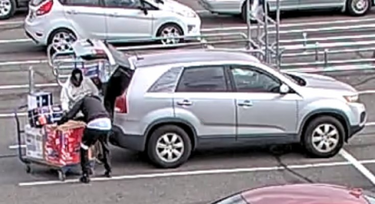 lowes theft