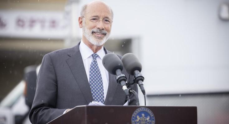 Governor Wolf
