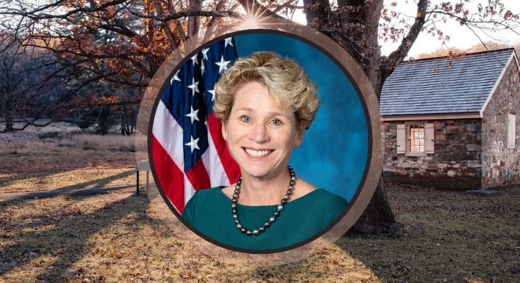 Representative Chrissy Houlahan